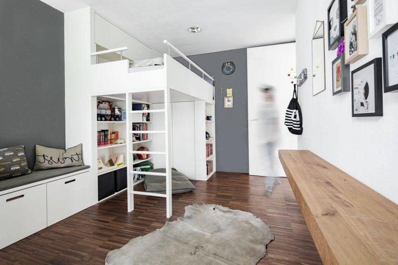 hochbett erwachsene selber bauen hochbett erwachsene selber bauen hochbett selber bauen 90 200. Black Bedroom Furniture Sets. Home Design Ideas