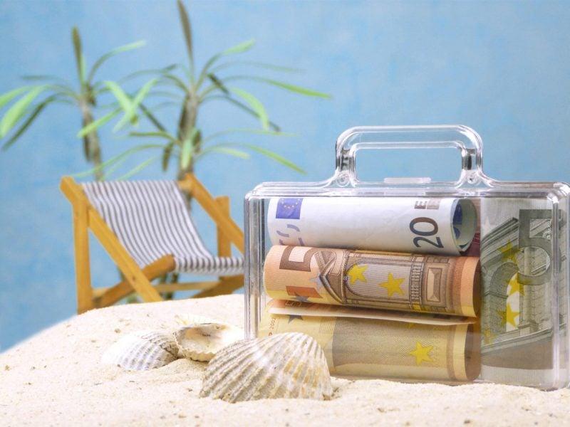 Hochzeitsgeschenk Geld falten
