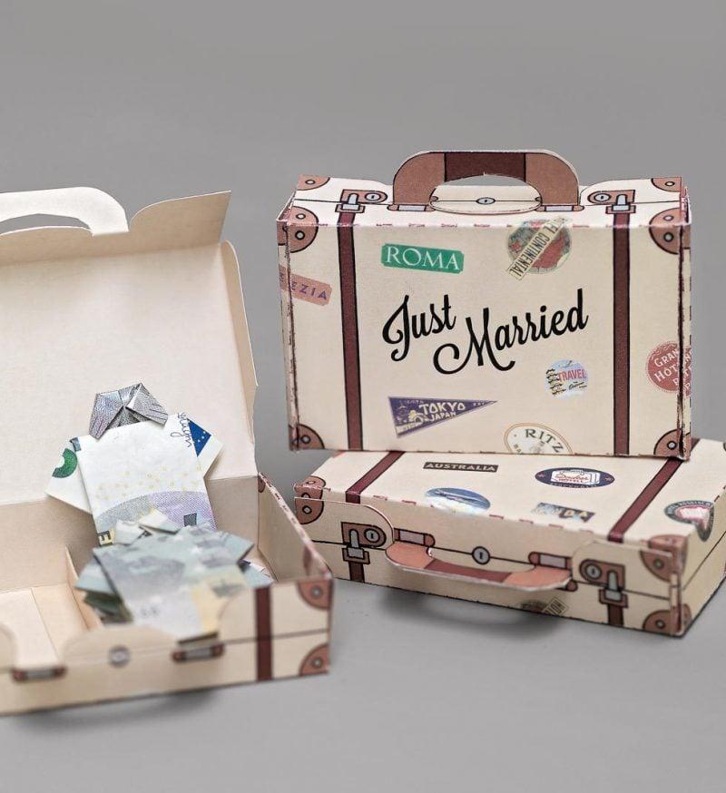 Hochzeitsgeschenk Geld kreativ verpacken: 71 DIY Hochzeitsgeschenke ...