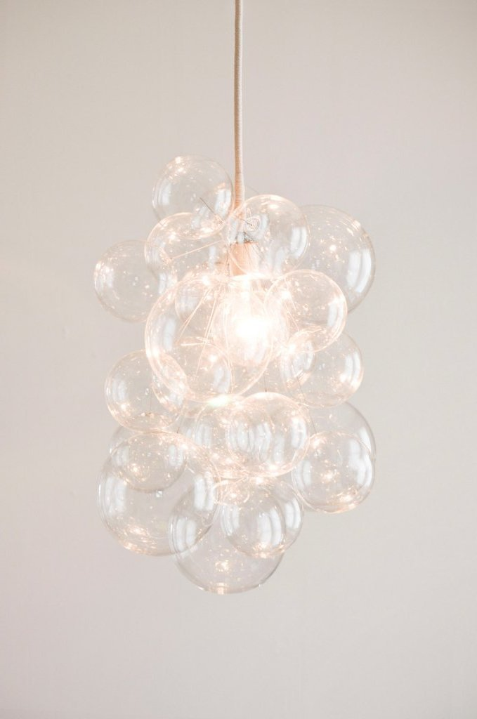 kronleuchter selber bauen aus ikea lampenshirm diy anleitung bastelideen diy zenideen. Black Bedroom Furniture Sets. Home Design Ideas