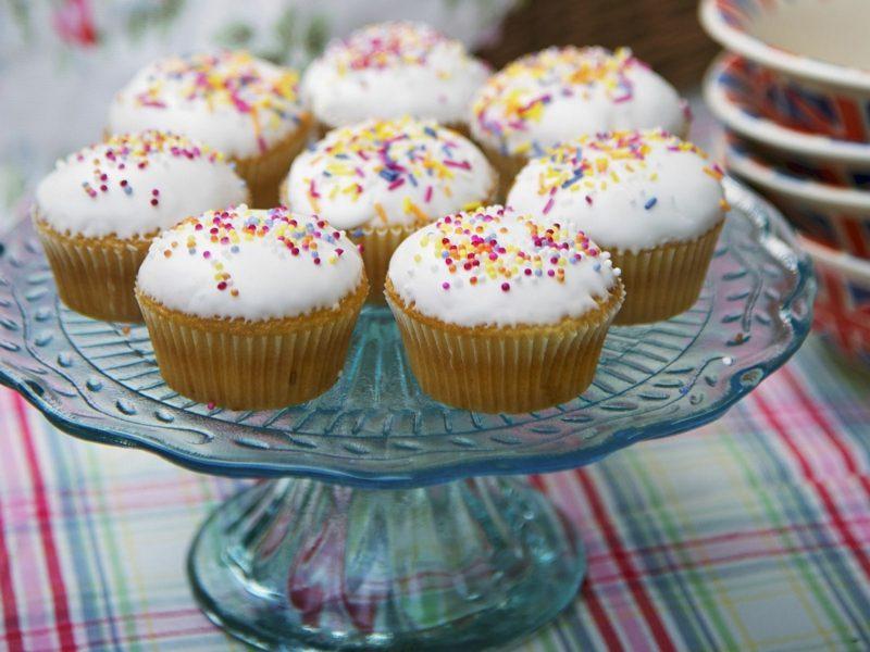 Zuckerguss Rezept Muffins verzieren