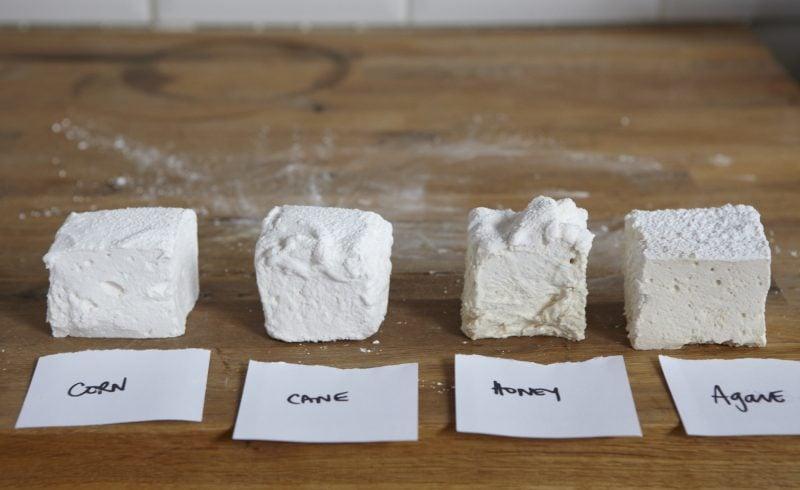 Marshmallow Arten