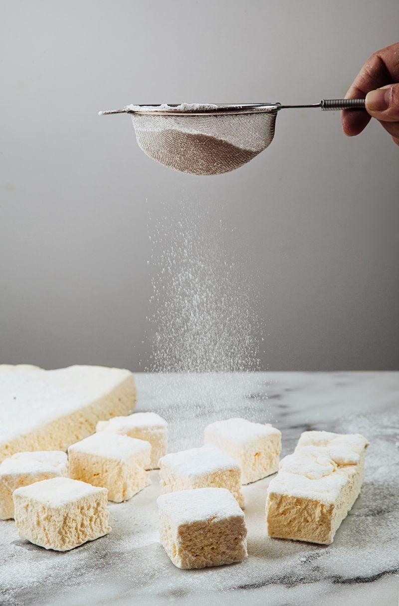 marshmallow selber machen das originelle rezept und noch. Black Bedroom Furniture Sets. Home Design Ideas
