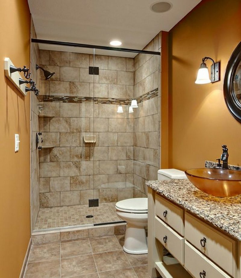 moderne badezimmer gestaltung