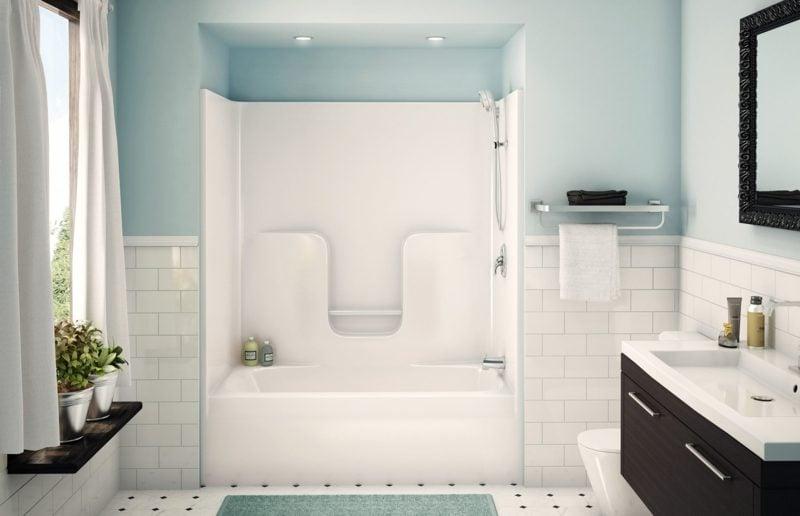 badezimmer elegante gestaltung