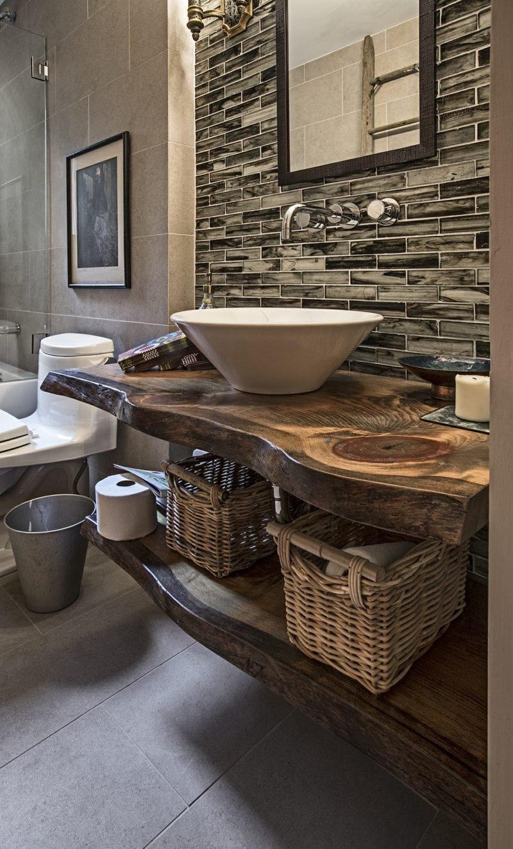 badezimmer naturstein wand verkleidung
