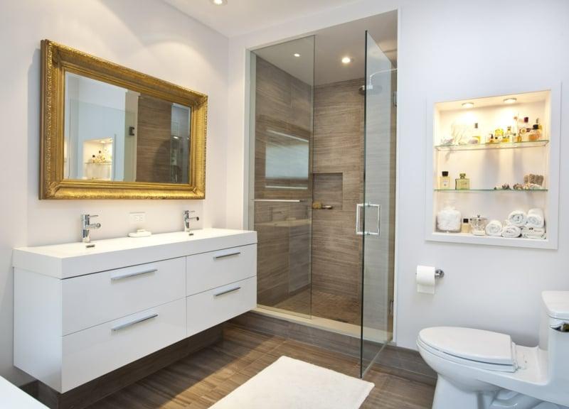 Trends ideen f r moderne b der badezimmer zenideen - Bader weihnachtsdeko ...