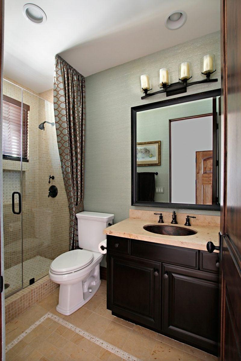modernes badezimmer einrichtung ideen