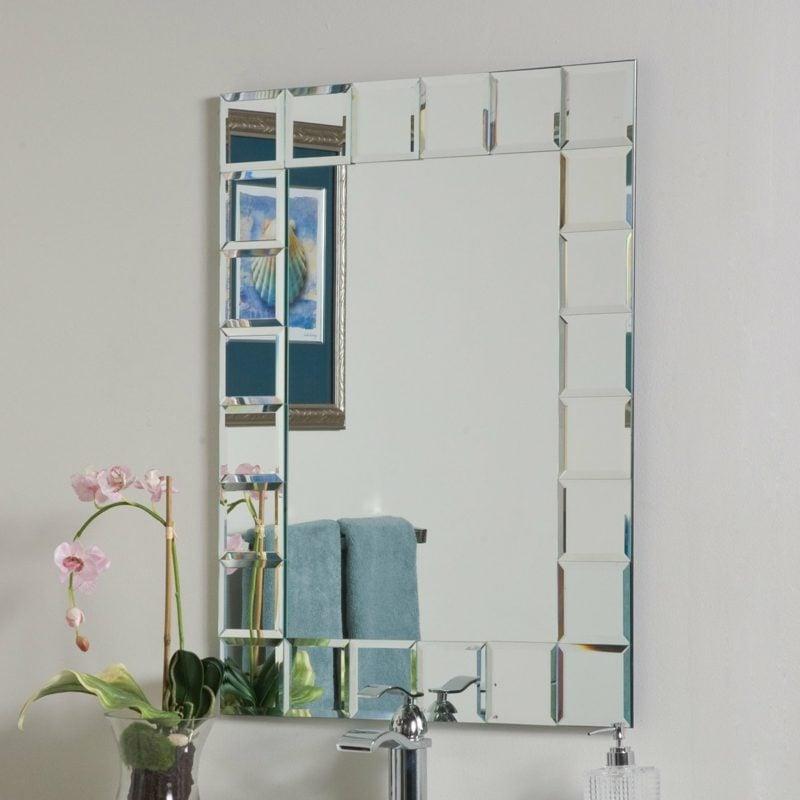 modernes badezimmer spiegel