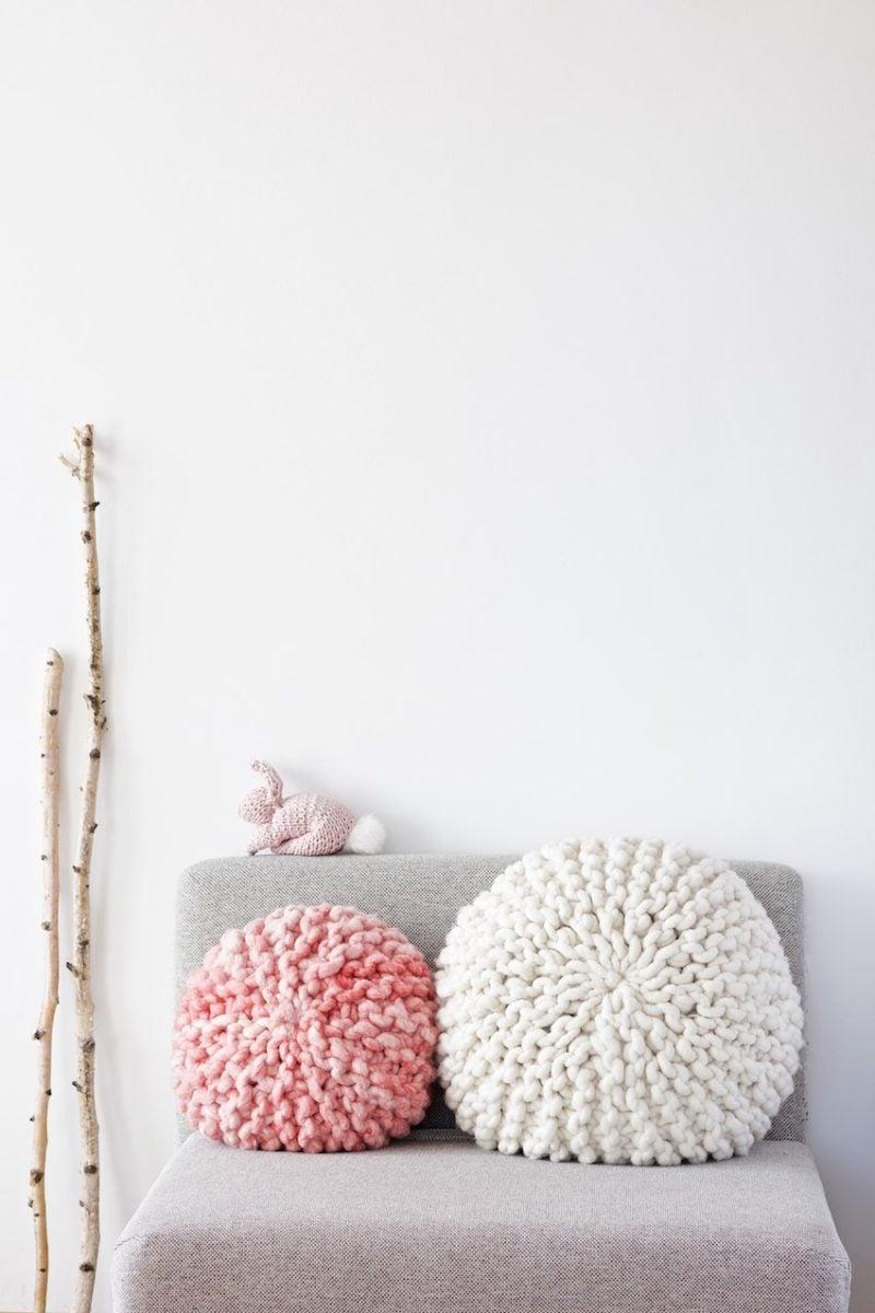 Sitzsack selber machen Crochet