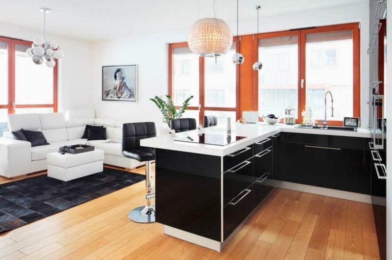 Küche Grundriss offene Küche