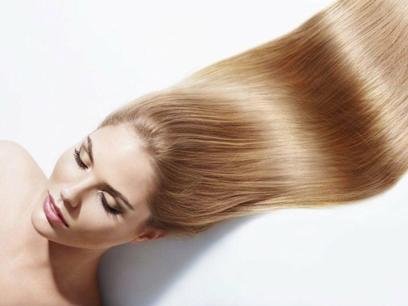 Haarkur selber machen Olivenöl für die Haare