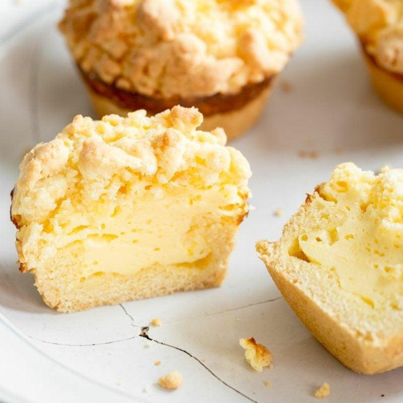 Party Snacks lecker Muffins mit Quark