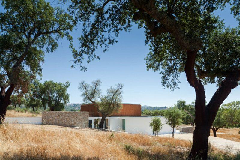 schöne Häuser Architektenhaus in Portugal
