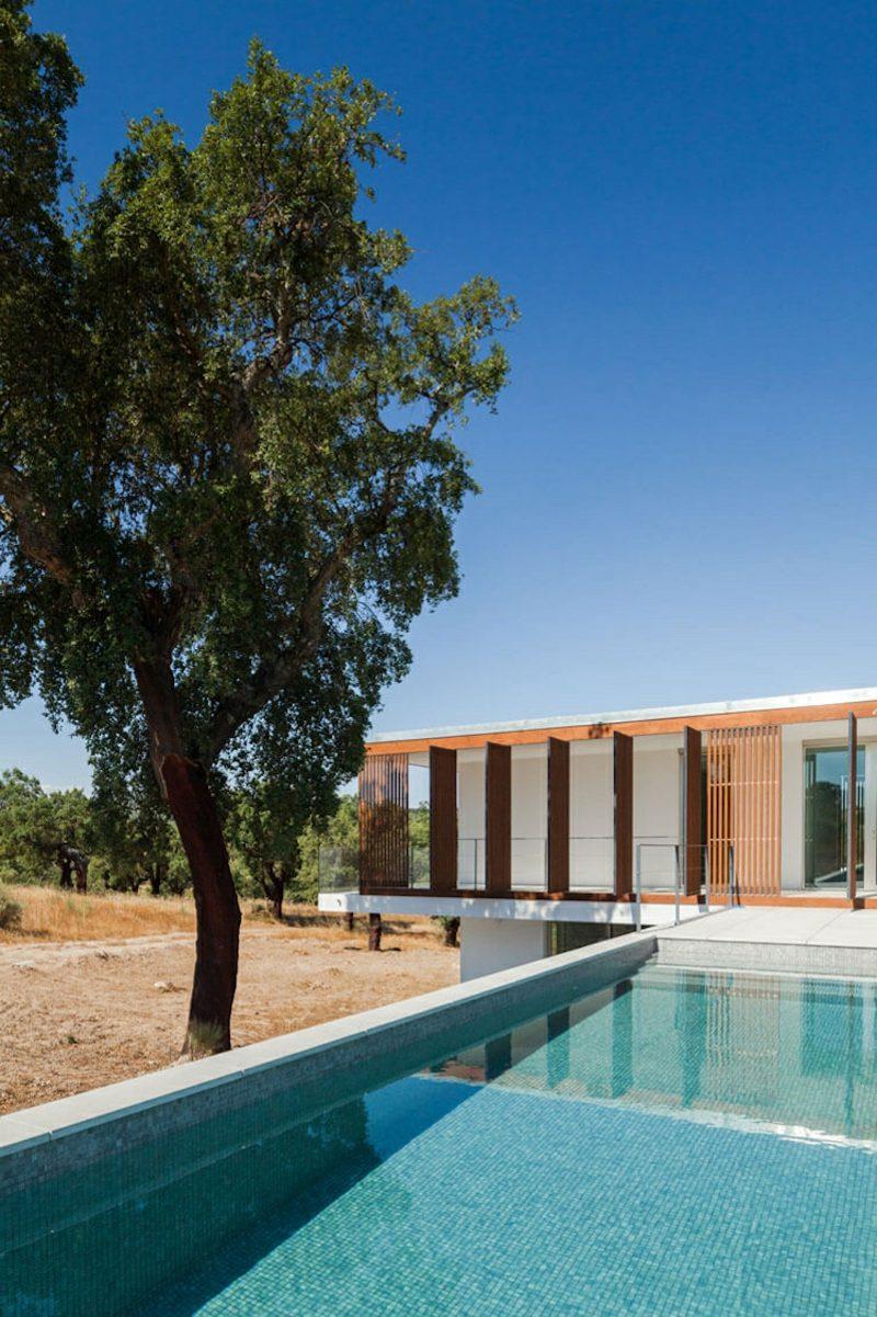 Grundriss Haus Portugal