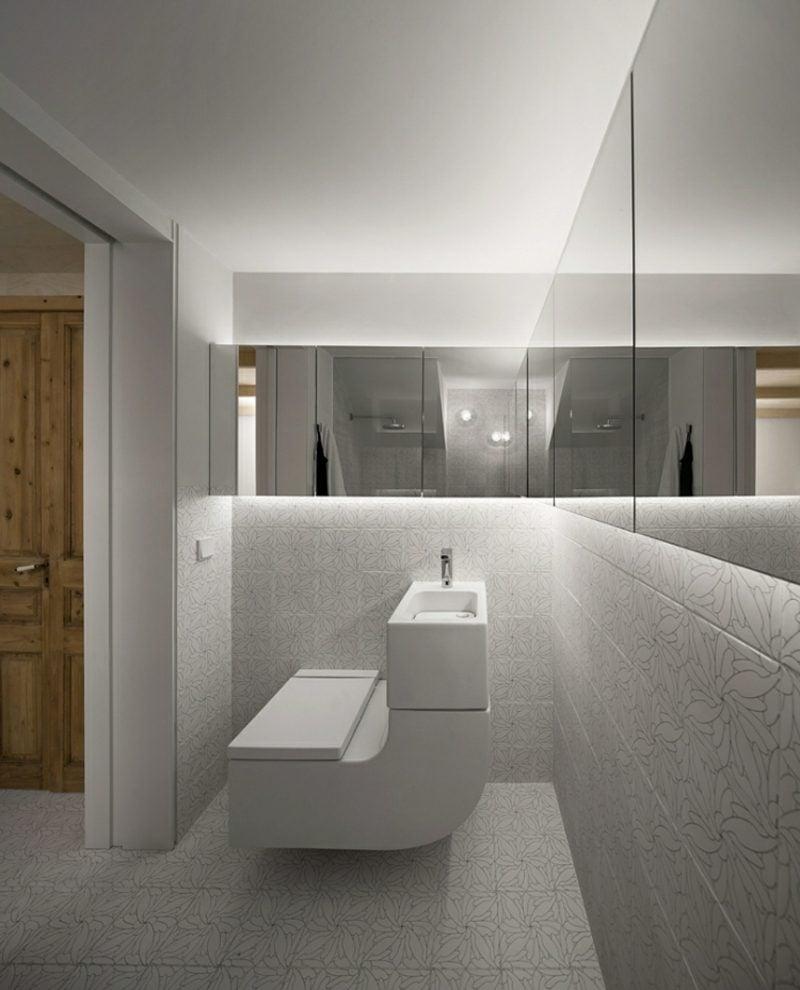 Ideen moderne Badezimmer Gestaltung