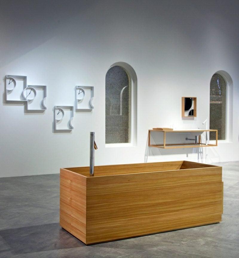 Badezimmer modern minimalistischer Stil