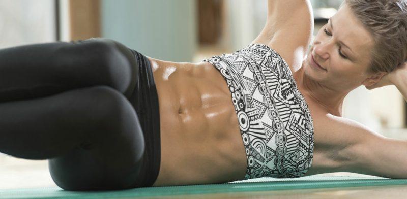 wie kann man schnell abnehmen Übungen Sit ups