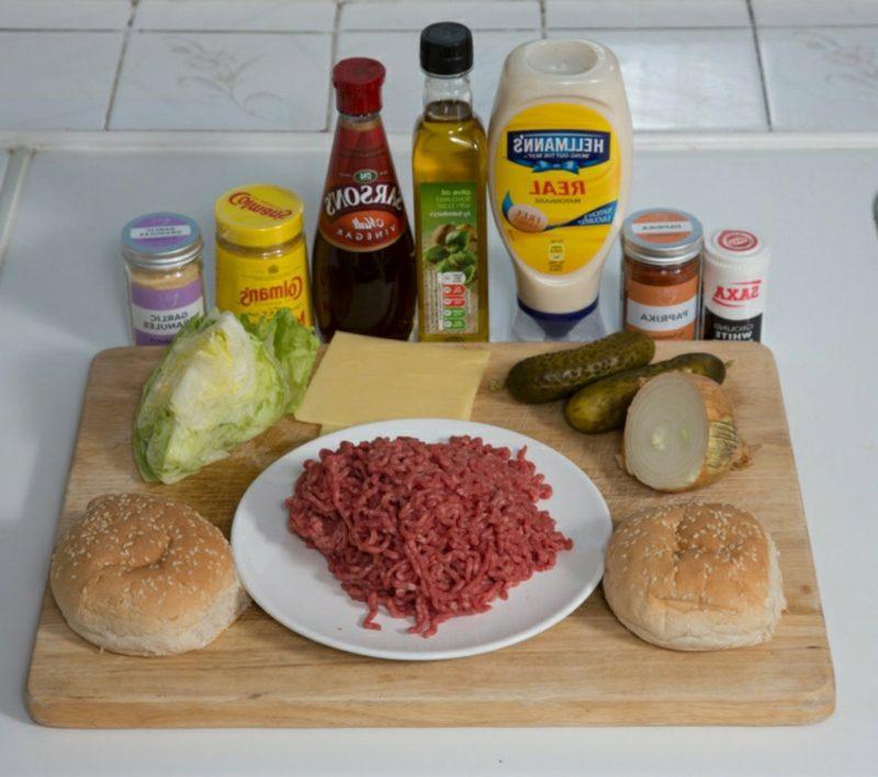 Vibono Rezepte Zutaten Big Mac Salat