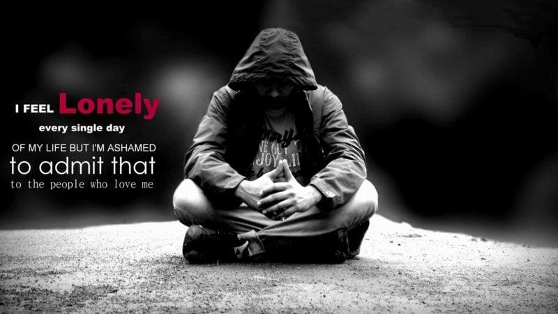 einsamkeit sprüche englisch