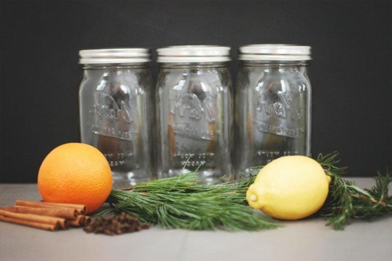 Raumduft natürliche Zutaten Rezept