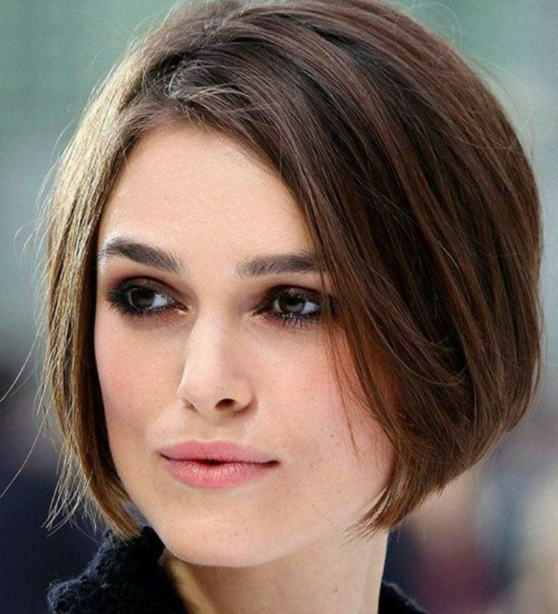 kurze Haare stlen Natalie Portman Bob Frisur