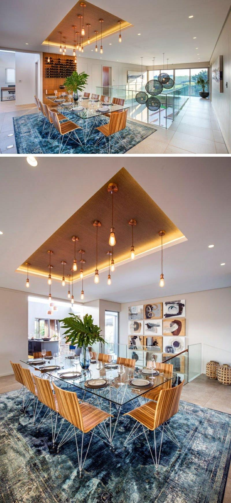 schöne Häuser Einfamilienhaus Südafrika Interieur