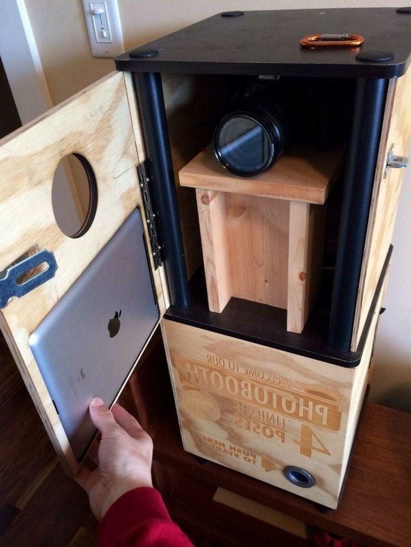 fotobox selber bauen perfekte fotos bei jedem anlass. Black Bedroom Furniture Sets. Home Design Ideas