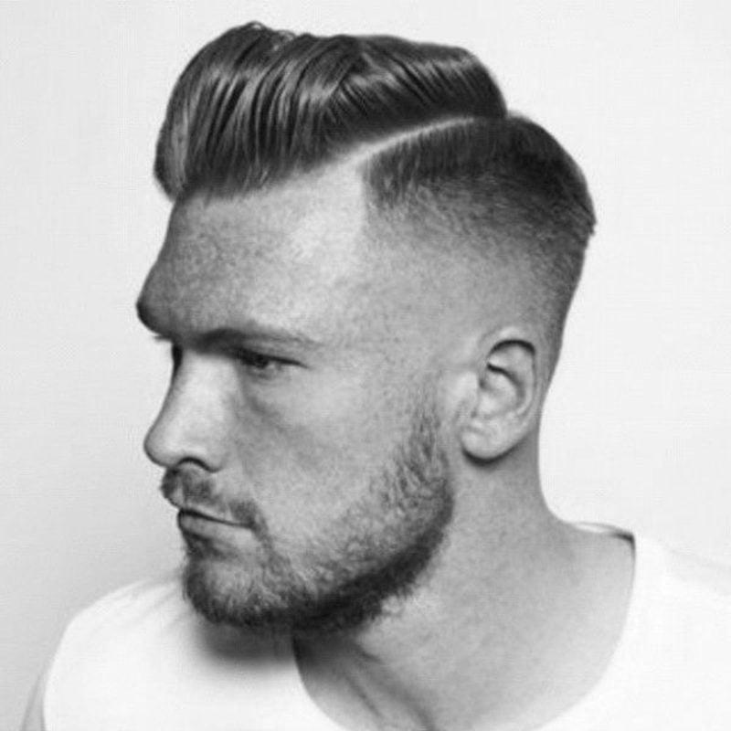 mens health Sidecut Männer angesagte Frisuren