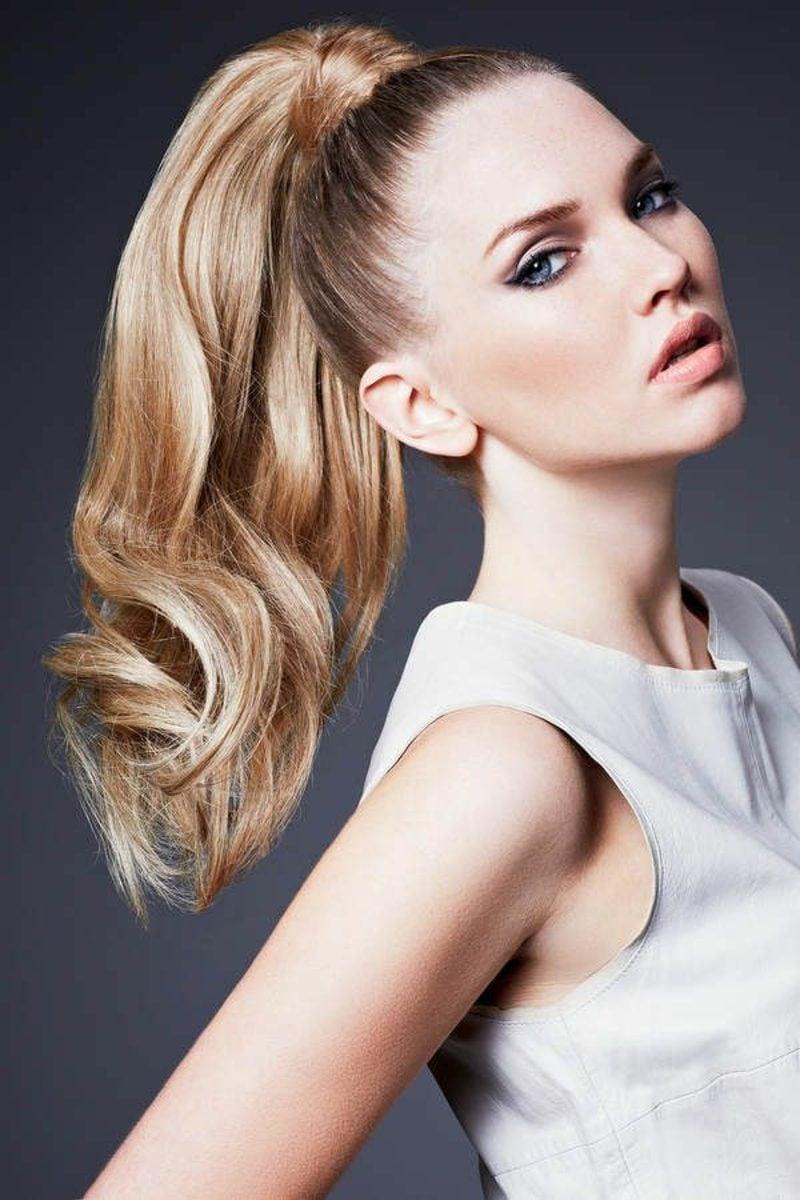 schulterlange Haare Frisuren