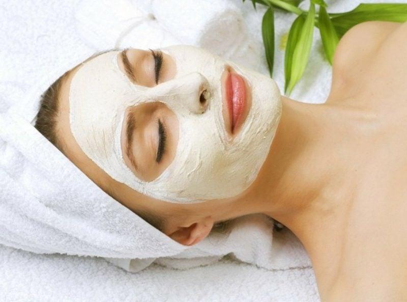 Miesser entfernen Gesichtsmaske