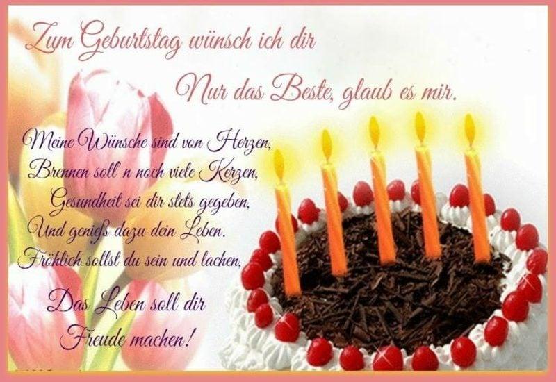 Geburtstagswünsche für Freundin - Ideen und Inspirationen
