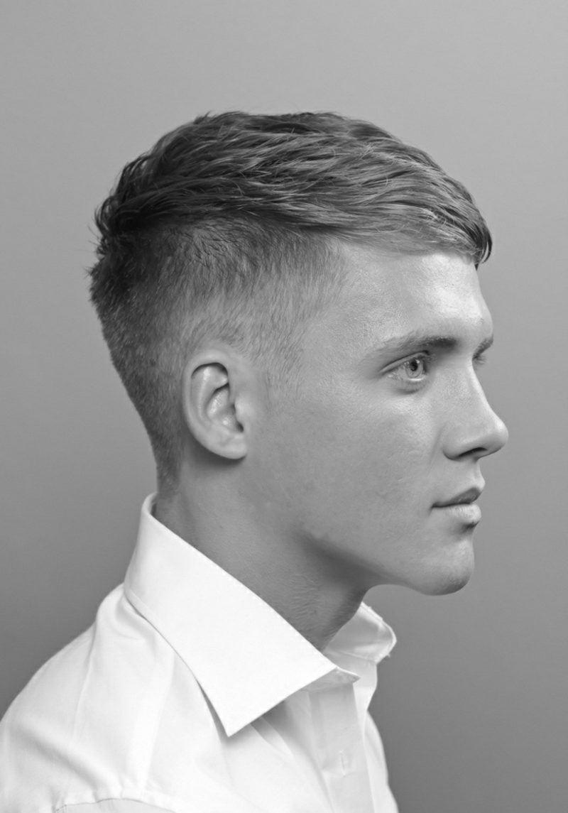 Männerfrisuren 2017 Sidecut