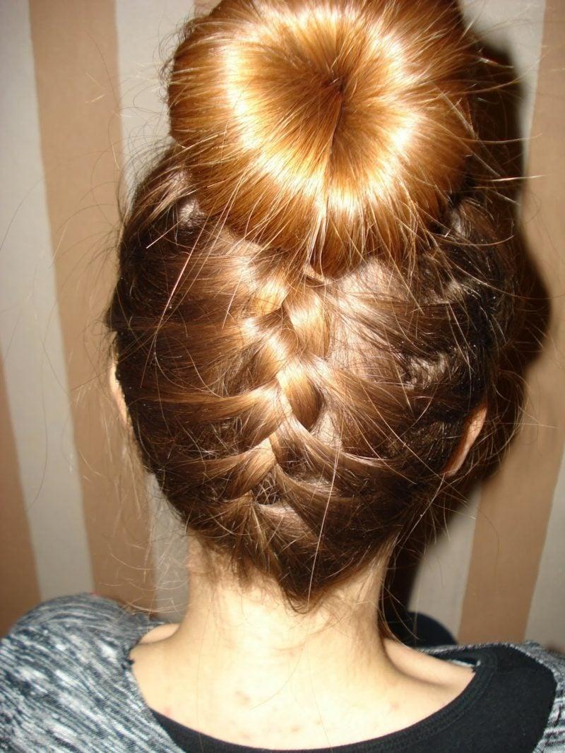 Kommunion Frisuren