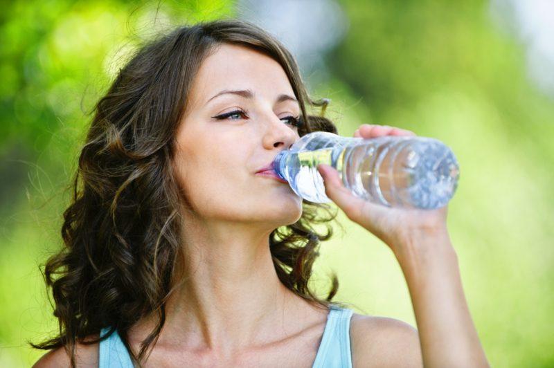Trainingsplan Anfänger Tipps genug Wasser trineken