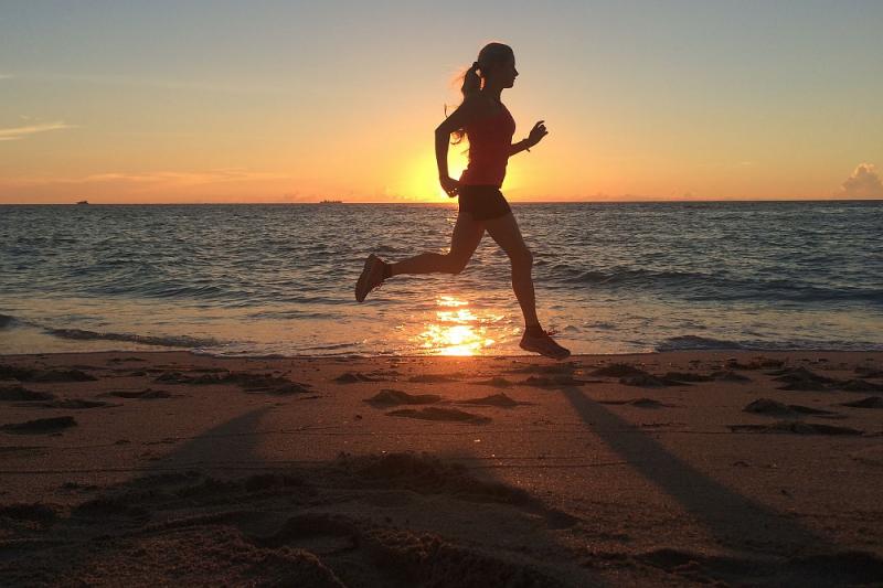 Laufen lernen Kondition aufbauen