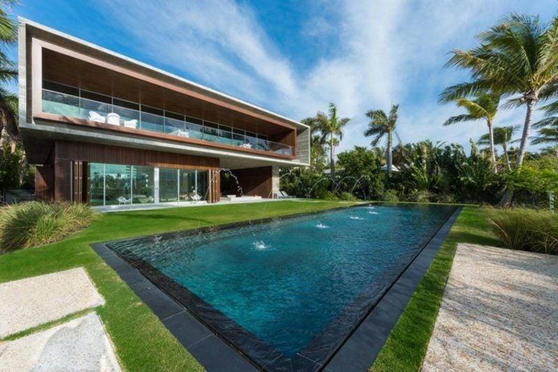 Haus modern Luxusvilla in Florida