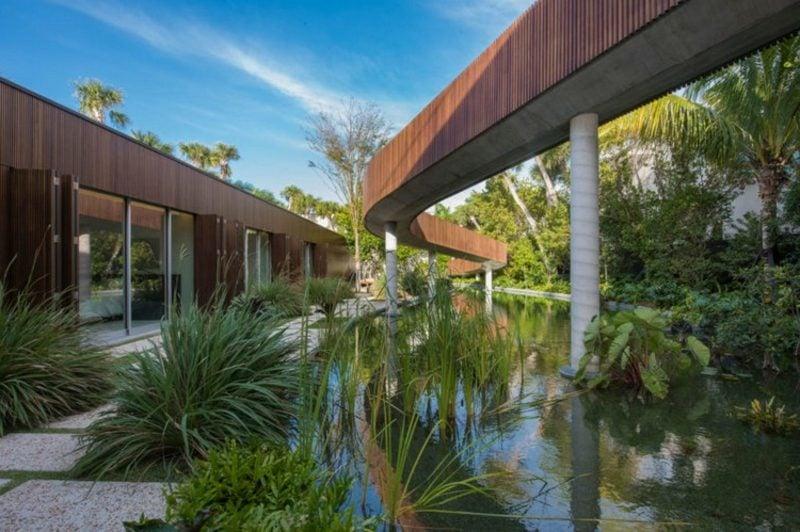 Haus Grundriss Luxusvilla Florida