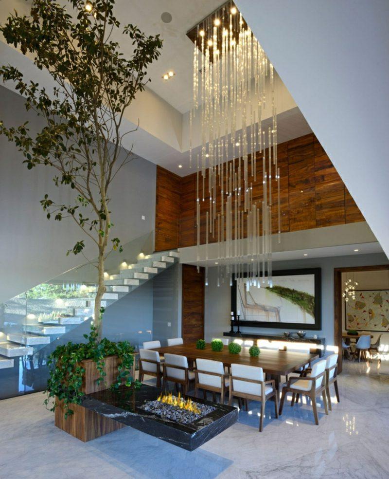 Einfamilienhaus Grundriss Luxushaus Mexico
