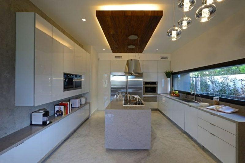 Luxus Haus in Mexico moderne Küche