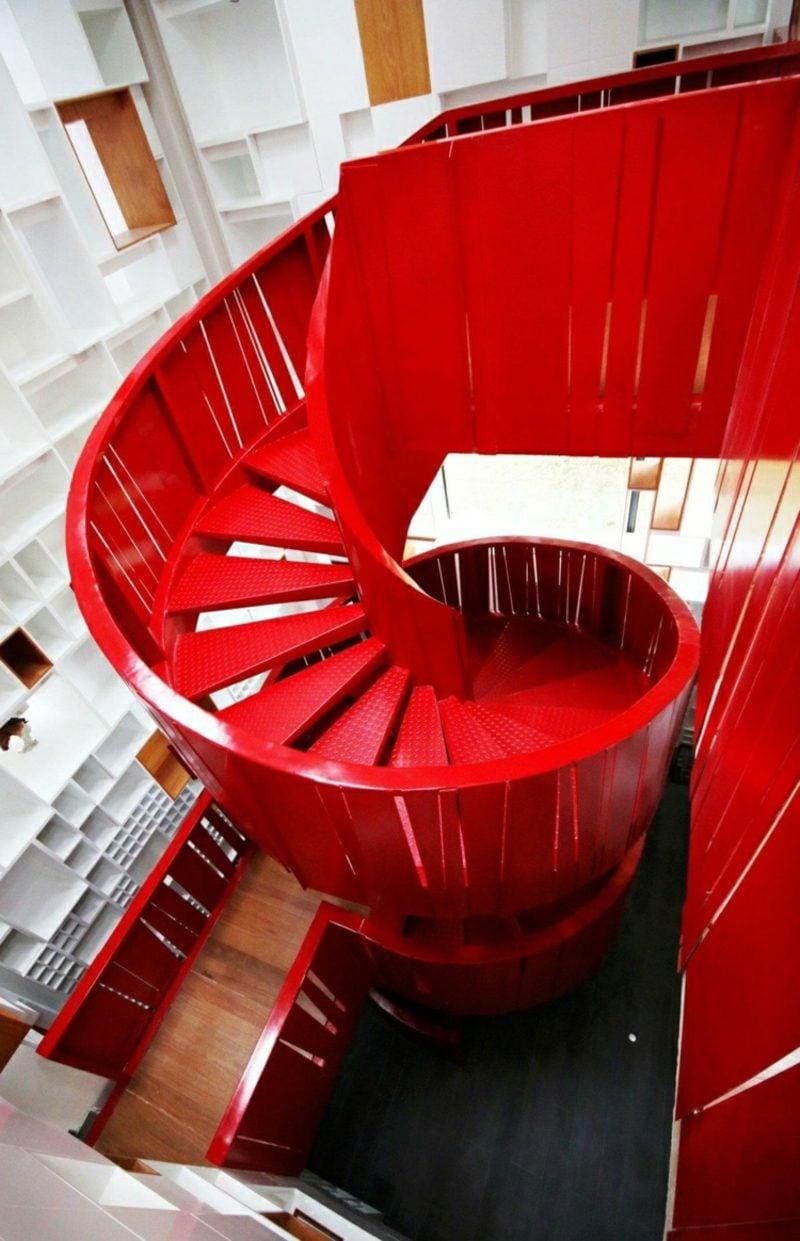 Einfamilienhaus bauen atemberaubende Ideen Luxushaus Peru