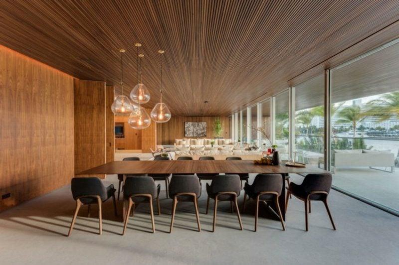 Grundriss Haus Luxusvilla Florida