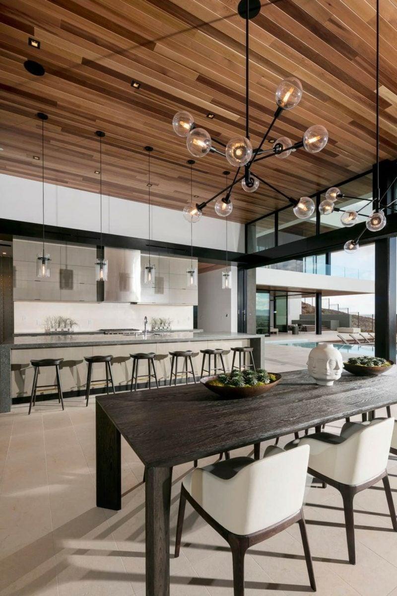 Luxus Haus Nevada Küche