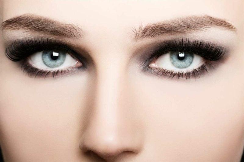 die besten Schminktipps blaue Augen