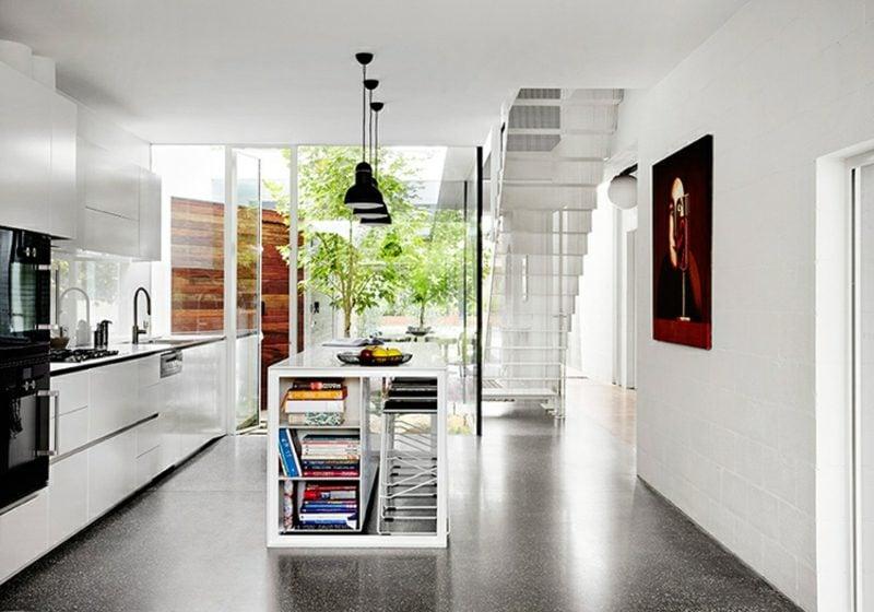 Luxus Haus Australien Interieur