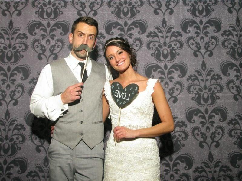 Hochzeitsdrucker tolle Fotos machen Photo booth