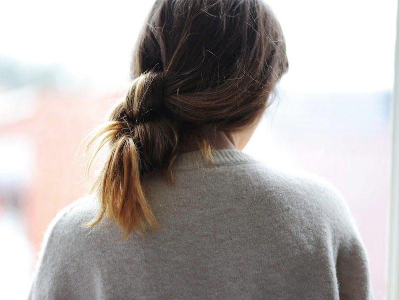 einfache Frisuren mittellang