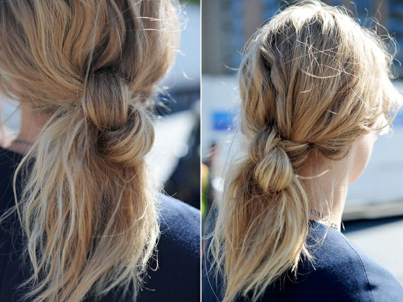 Frisuren lang und mittellang Damen