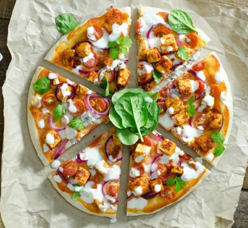 schnelle Rezepte Pizzaschnecken vegetarisch