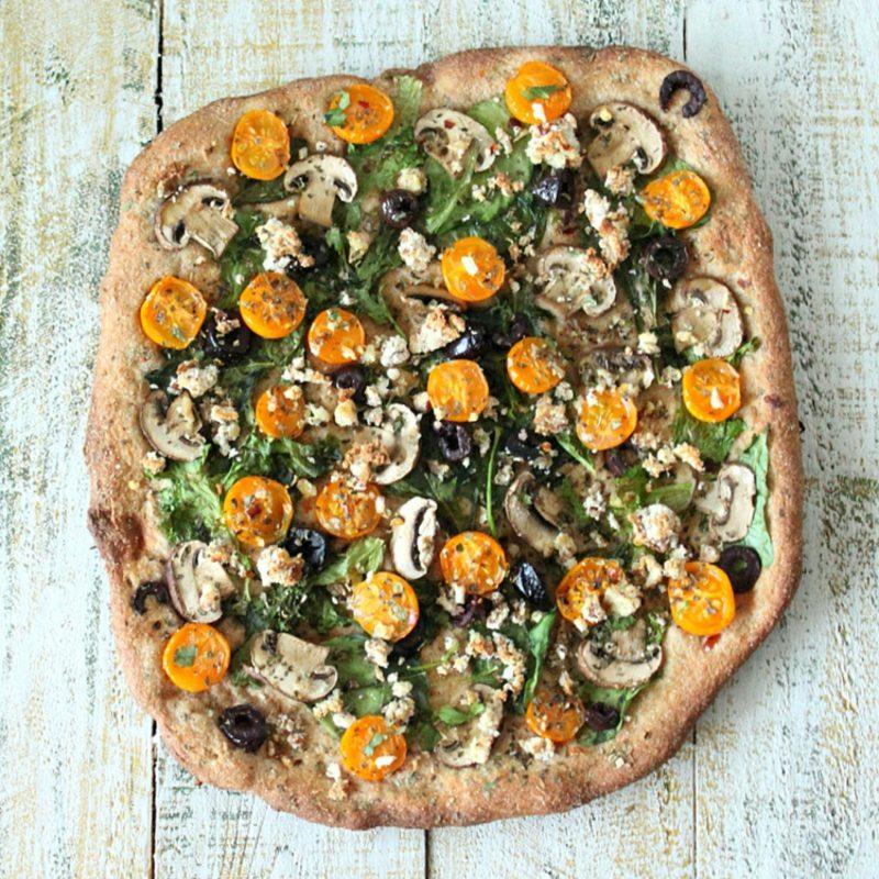 vegane Pizza die besten Rezepte